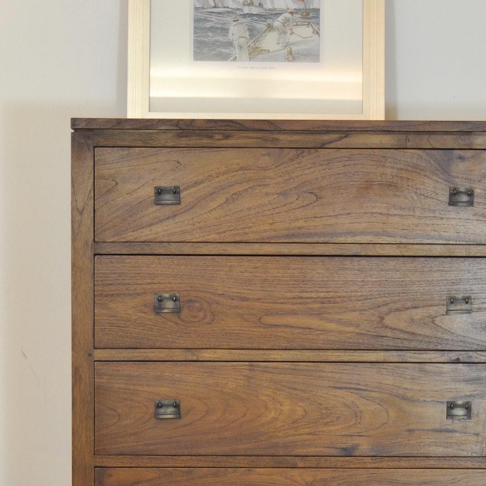 massivholz schubladenkommode mahe moebel kolonie. Black Bedroom Furniture Sets. Home Design Ideas