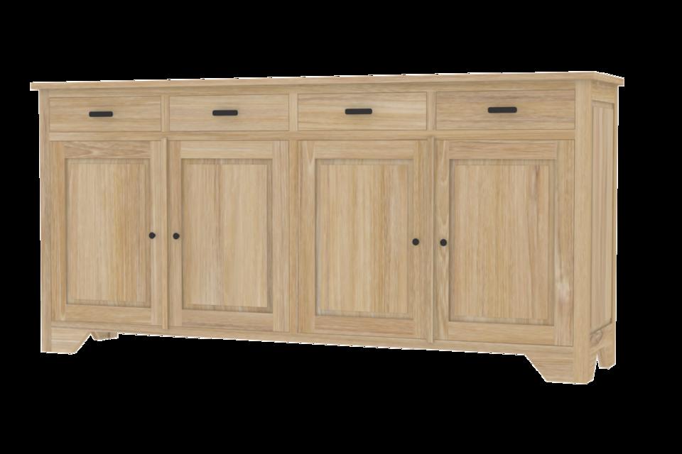 massivholz sideboard wandel aus teak moebel kolonie. Black Bedroom Furniture Sets. Home Design Ideas