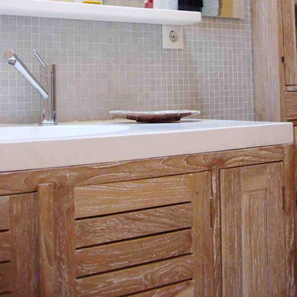 massivholz waschtisch liddy moebel kolonie. Black Bedroom Furniture Sets. Home Design Ideas