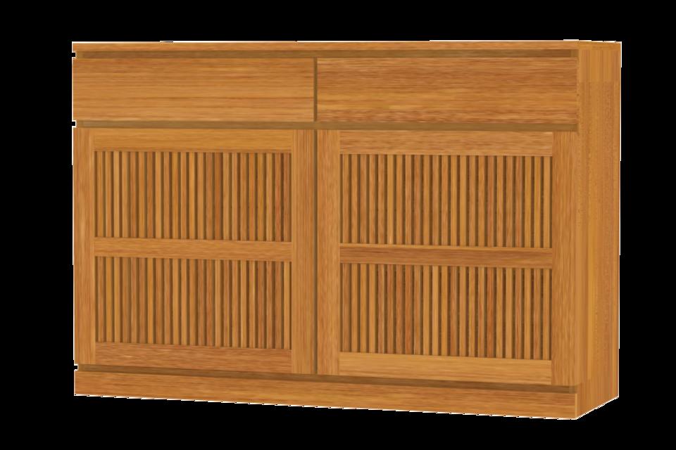 massivteak sideboard munic moebel kolonie. Black Bedroom Furniture Sets. Home Design Ideas