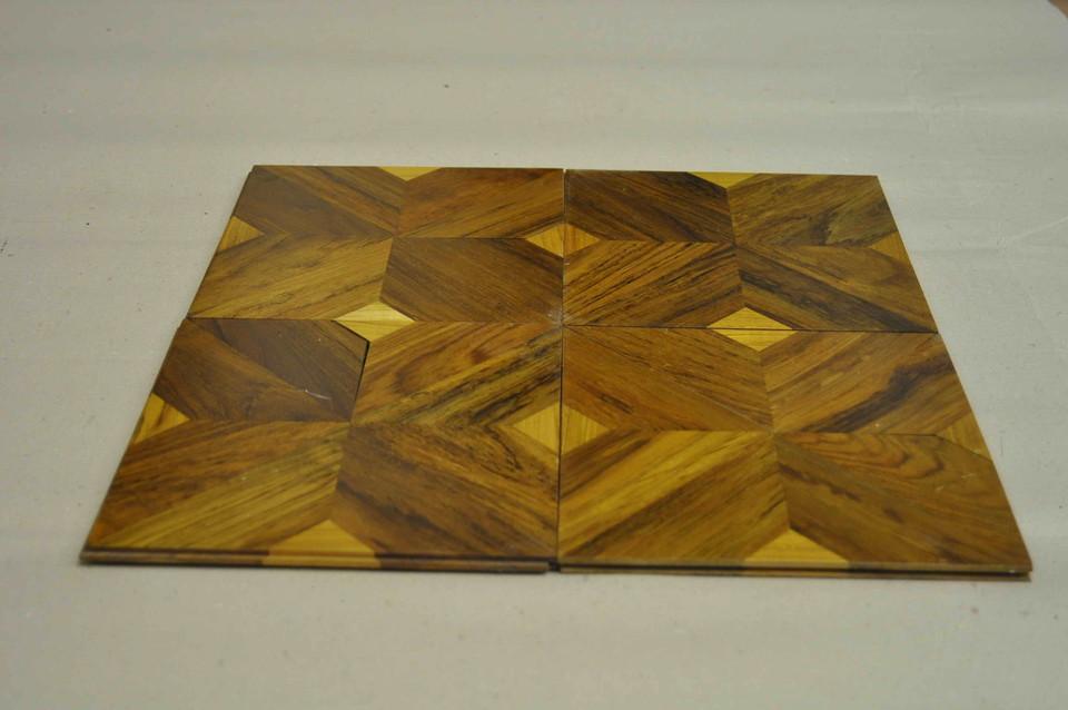 Parkettboden Mit Intarsien : Parkettboden intarsie cm aus teak stück · moebel kolonie