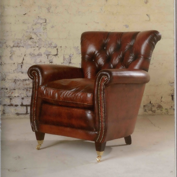 "Club Chair ""COLERIDGE"""
